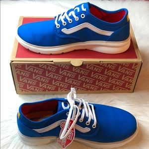 Vans ISO 2 (1966) Blue/True White
